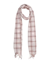 Woolrich Oblong Scarves White
