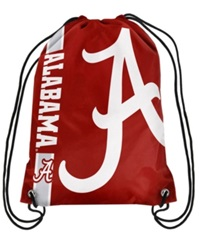 Forever Collectibles Alabama Crimson Tide Big Logo Drawstring Bag Darkred
