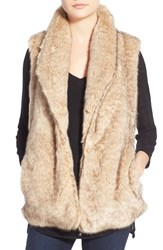 Women's Sanctuary 'Hollywood' Faux Fur Vest