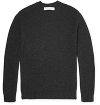 Private White V.C. Waffle Knit Cashmere Sweater Unknown