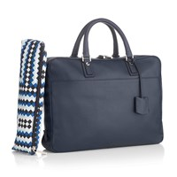 Mark Giusti Essential Laptop Bag Blue