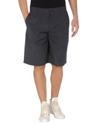Analog Bermudas Steel Grey