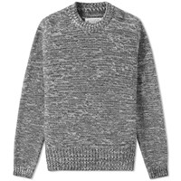 Maison Martin Margiela 10 Marl Crew Sweat Grey