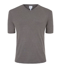 Armani Collezioni Striped Slim Fit T Shirt