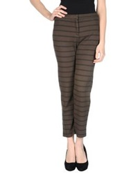 Momoni Momoni Casual Pants Dark Brown