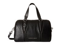 Armani Jeans Textured Ecoleather Satchel