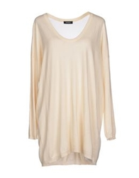 Max And Co. Sweaters Beige