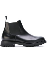 Church's Elasticated Laterals Ankle Boots Black
