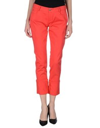 Mcq By Alexander Mcqueen Mcq Alexander Mcqueen Trousers Casual Trousers Women Red