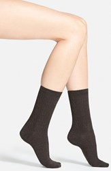 Smartwool Women's 'Cable Ii' Crew Socks Chestnut
