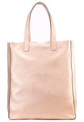 Abro Handbag Copper Rose Gold