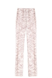 Missoni Tonal Trousers Beige