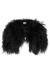 Finds Feather Jacket Black
