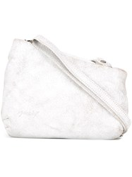 Marsell Marsa Ll Zipped Crossbody Bag White