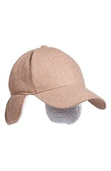 Women's Bp. Ball Cap With Faux Shearling Lining