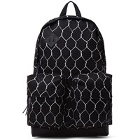 Undercover X Porter Fence Print Backpack Black