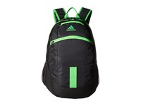 Adidas Foundation Ii Backpack Black Solar Green Backpack Bags