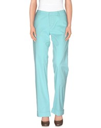 Polo Jeans Company Trousers Casual Trousers Women Turquoise