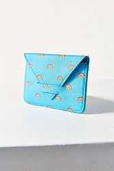 Urban Outfitters Icon Print Cardholder Multi