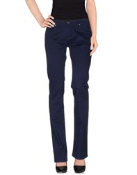 Phard Trousers Casual Trousers Women Dark Blue