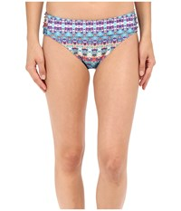 Prana Sirra Bottoms Aquabloom Women's Swimwear Multi
