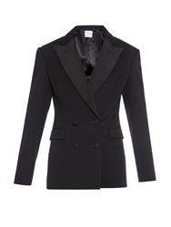 Hillier Bartley Double Breasted Tuxedo Jacket