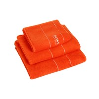 Hugo Boss Plain Tangerine Towel Bath Sheet