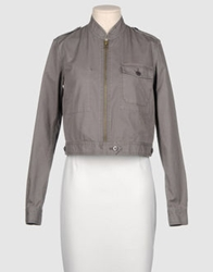 M.Grifoni Denim Jackets Ivory