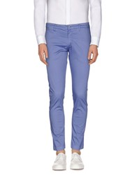Uncode Trousers Casual Trousers Men Purple