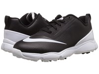 Nike Control Jr. Littlle Kid Big Kid Black White Men's Golf Shoes