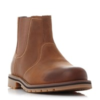 Timberland A13hz Chunky Chelsea Boot Tan