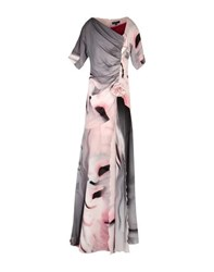 Ivan Montesi Dresses Long Dresses Women Grey