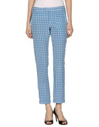 Richard Nicoll Casual Pants Sky Blue