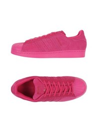 Adidas Originals Footwear Low Tops And Trainers Men Fuchsia