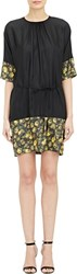 Boy By Band Of Outsiders Belted Twill Dress Black Size 1 2 Us