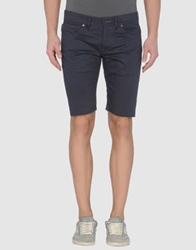 Maison Clochard Bermudas Dark Blue