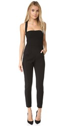 Black Halo Bene Jumpsuit Black