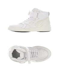 Marcelo Burlon Footwear High Tops And Trainers Men White