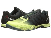 Reebok Crossfit Speed Tr Lemon Zest Forest Grey Teal Dust Black Women's Cross Training Shoes Yellow