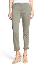 Women's Mavi Jeans 'Selina' Stretch Twill Ankle Pants