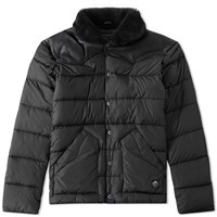 Penfield Rockwool Down Jacket Black