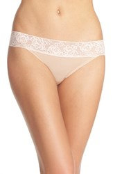 Women's Betsey Johnson 'Forever Perfect' Hipster Bikini Briefs Naked