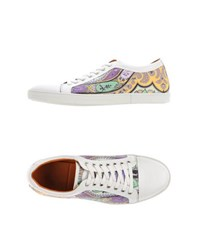 Etro Footwear Low Tops And Trainers Men