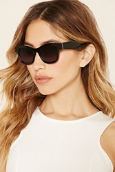 Forever 21 Thick Framed Square Sunglasses