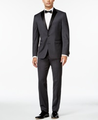Vince Camuto Charcoal Slim Fit Tuxedo Chcoaltwil