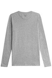 Majestic Long Sleeved Cotton Top Gr. M
