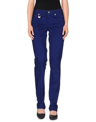 Ice Iceberg Trousers Casual Trousers Women Blue