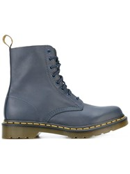 Dr. Martens 'Pascal Virginia' Boots Blue