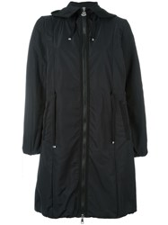 Moncler Oversize Field Jacket Black