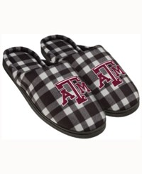 Forever Collectibles Texas A And M Aggies Flannel Slide Slippers Maroon